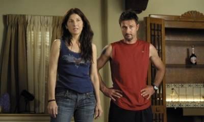 Steve Coogan (Dana Marschz) en Catherine Keener (Brie Marschz)