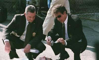 Robert De Niro (Turk) en Al Pacino (Rooster)
