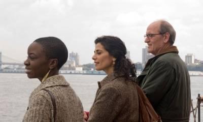Danai Jekesai Gurira (Zainab (as Danai Gurira)), Richard Jenkins (Prof. Walter Vale) en Marian Seldes (Barbara)