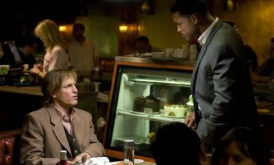 Woody Harrelson (Ezra Turner) en Will Smith (Ben Thomas)