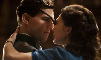 Tom Cruise (Colonel Claus von Stauffenberg) en Carice van Houten (Nina von Stauffenberg)