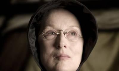 Meryl Streep (Sister Aloysius Beauvier)