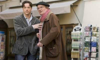 Jim Broadbent (Fenoglio) en Brendan Fraser (Mo 'Silvertongue' Folchart)