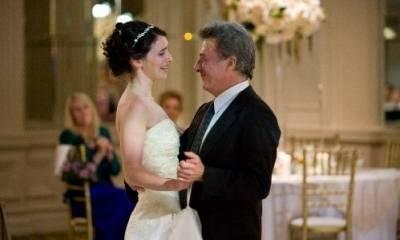 Liane Balaban (Susan) en Dustin Hoffman (Harvey Shine)