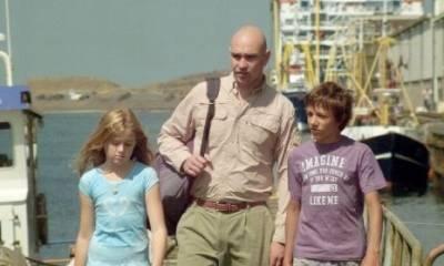 Cees Geel (Max), Tjeerd Melchers (Sam) en Jasmin Pasteuning (Sterre)