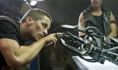 Christian Bale (John Connor)