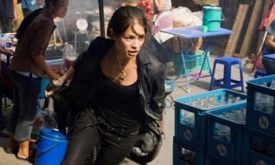 Kristin Kreuk (Chun-Li)