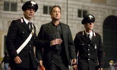 Tom Hanks (Robert Langdon)