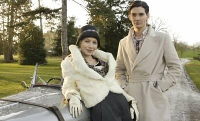 Ben Barnes (John Whittaker) en Jessica Biel (Larita Whittaker)