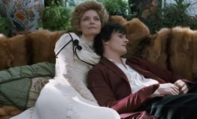 Rupert Friend (Cheri) en Michelle Pfeiffer (Lea de Lonval)