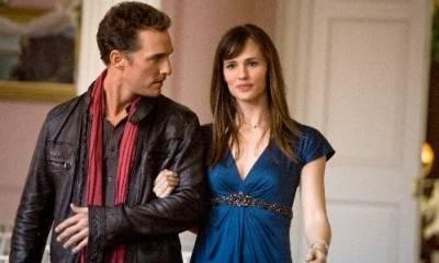 Jennifer Garner (Jenny Perotti) en Matthew McConaughey (Connor Mead)