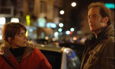 Audrey Dana (Marion) en Vincent Lindon (Simon)