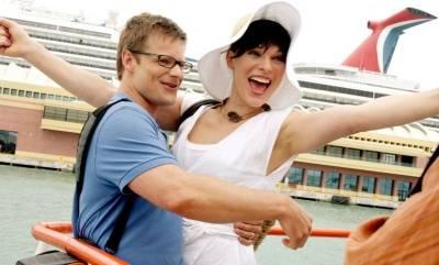 Milla Jovovich (Cydney) en Steve Zahn (Cliff)