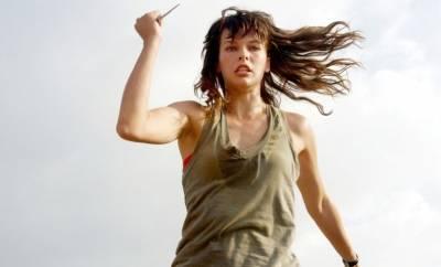 Milla Jovovich (Cydney)
