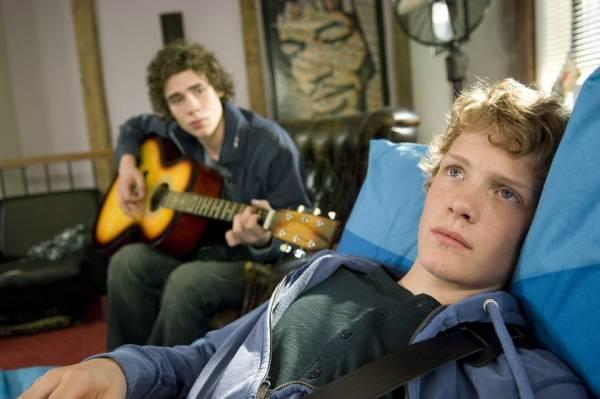 Lucas Hamming (Sem) en Martijn Lakemeier (Mees)