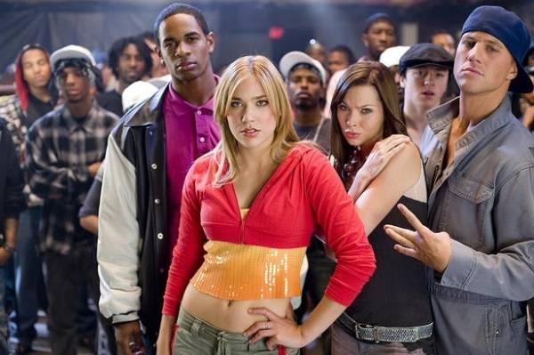 Shoshana Bush (Megan), Christina Murphy (Nora) en Damon Wayans Jr. (Thomas)