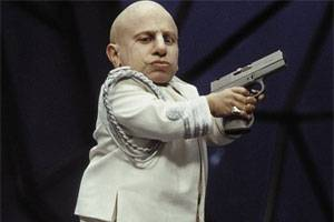 Verne Troyer (Mini Me)