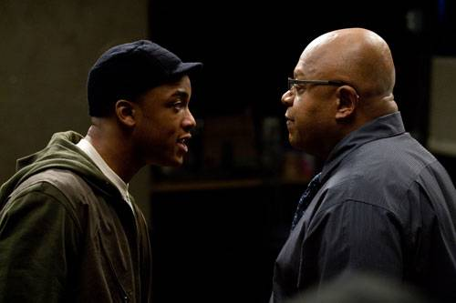 Charles Dutton (Alvin Dowd) en Collins Pennie (Malik)