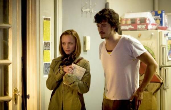 "Orlando Bloom (David (segment ""Shunji Iwai"")) en Christina Ricci (Camille (segment ""Shunji Iwai""))"