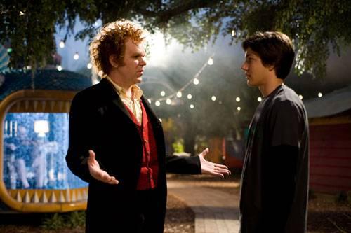John C. Reilly (Larten Crepsley) en Chris Massoglia (Darren Shan) in Cirque Du Freak: The Vampire's Assistant