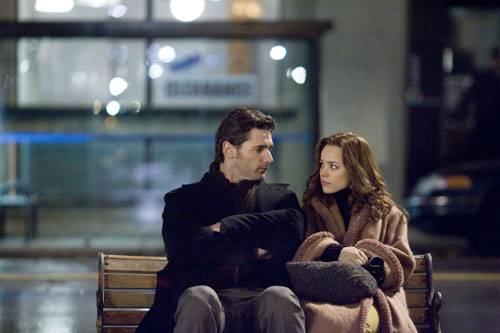 Eric Bana (Henry DeTamble) en Rachel McAdams (Clare Abshire)