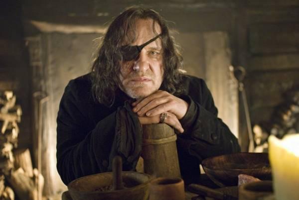 Christian Redl (Evil sorcerer)