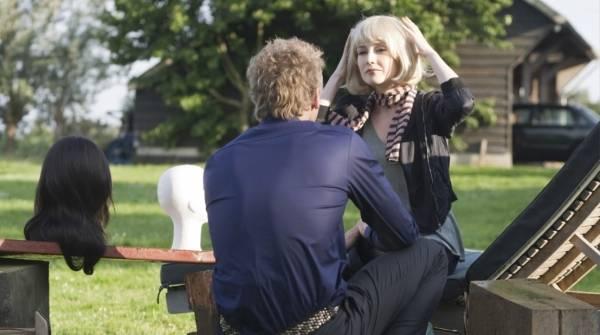 Barry Atsma (Stijn) en Carice van Houten (Carmen)