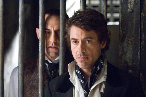 Robert Downey Jr. (Sherlock Holmes)