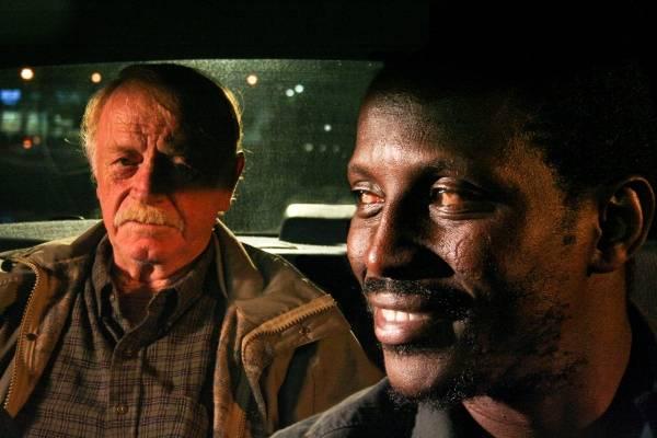 Souleymane Sy Savane (Solo) en Red West (William)
