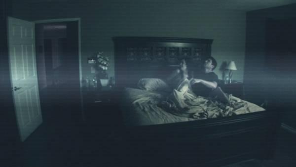 Paranormal Activity filmstill