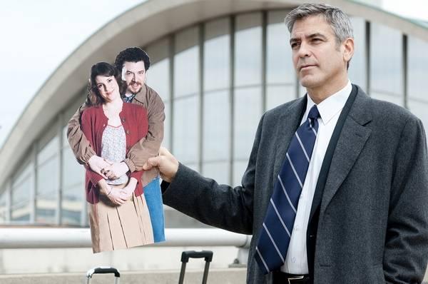 George Clooney (Ryan Bingham)