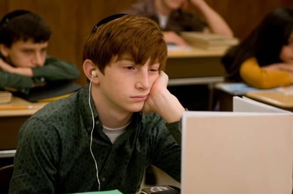 Aaron Wolff (Danny Gopnik)