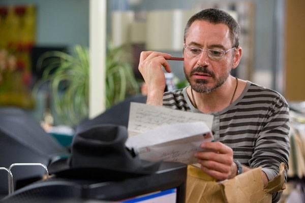 Robert Downey Jr. (Steve Lopez)