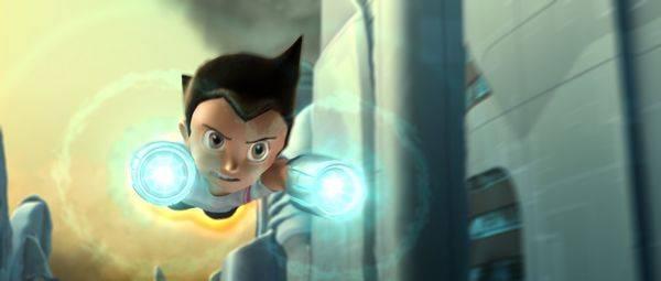 Astro Boy filmstill