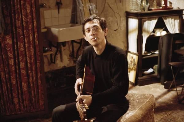 Eric Elmosnino (Serge Gainsbourg)