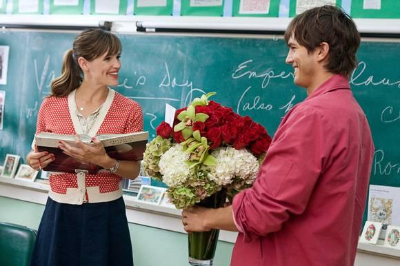 Jennifer Garner (Julia Fitzpatrick) en Ashton Kutcher (Reed Bennett)