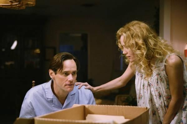 Jim Carrey (Steven Russell) en Leslie Mann