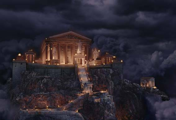 Percy Jackson & the Olympians: The Lightning Thief filmstill
