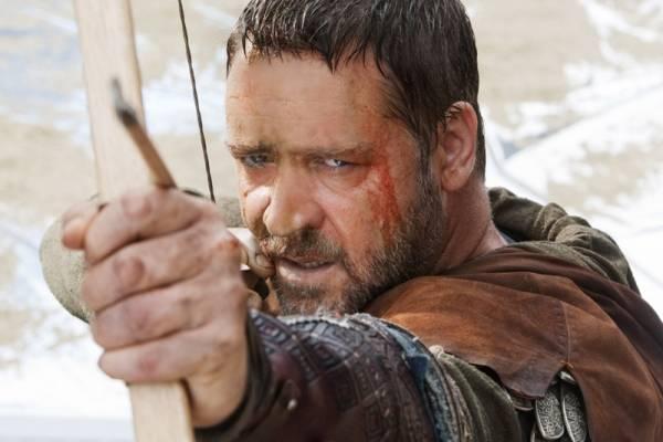 Russell Crowe (Robin Longstride) in Robin Hood (2010)