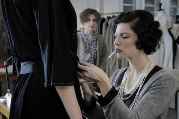 Anna Mouglalis (Coco Chanel)