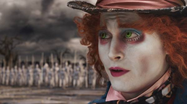 Johnny Depp (The Mad Hatter)