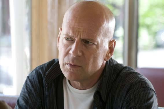 Bruce Willis (Jimmy Monroe)