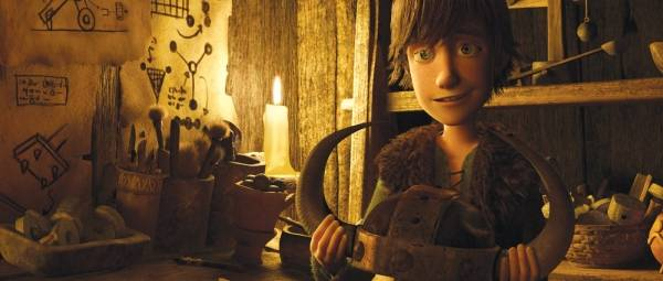 How To Train Your Dragon 3D filmstill