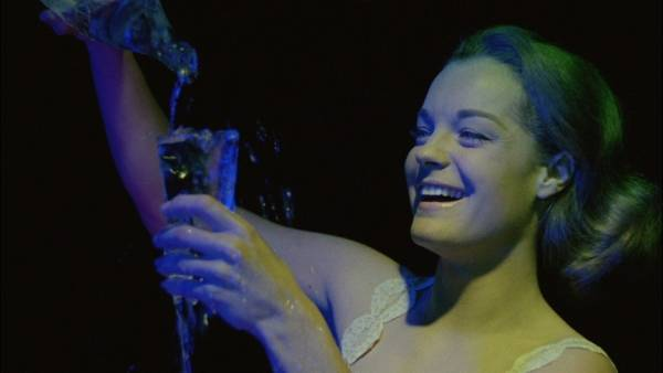 Romy Schneider (Odette (archive footage))
