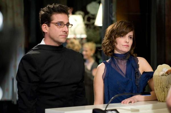Steve Carell (Phil Foster) en Tina Fey (Clara Foster)