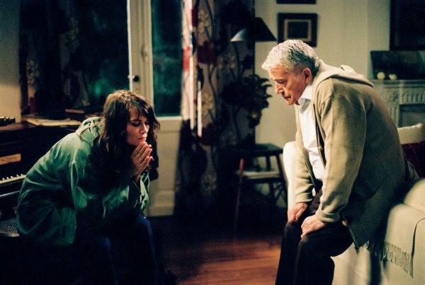 Michel Duchaussoy (Michel) en Marina Hands (Audrey)