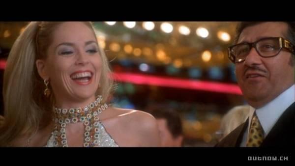 Sharon Stone (Ginger McKenna)