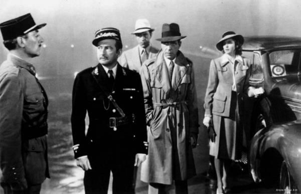 Casablanca filmstill