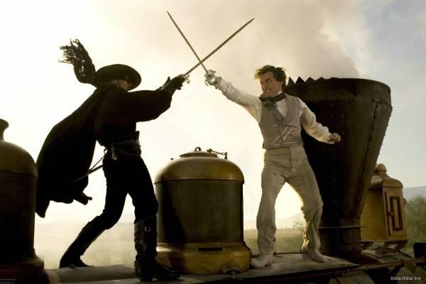 The Legend of Zorro filmstill