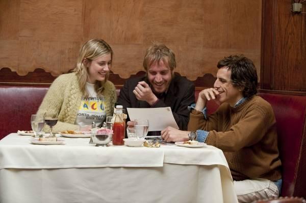 Greta Gerwig (Florence Marr) en Ben Stiller (Roger Greenberg)